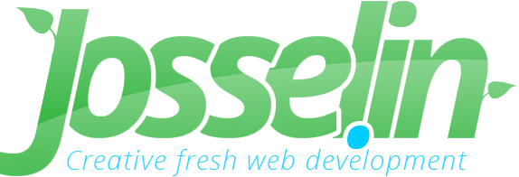 Josselin Creative fresh web development